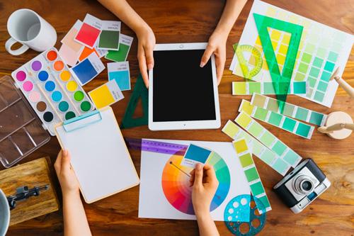L'influence de la couleur au travail