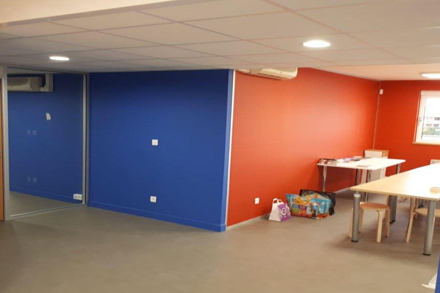 renovation murs