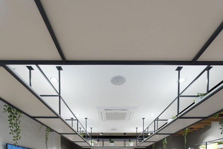 pose-plafond-Mono-acoustique—Biomerieux-